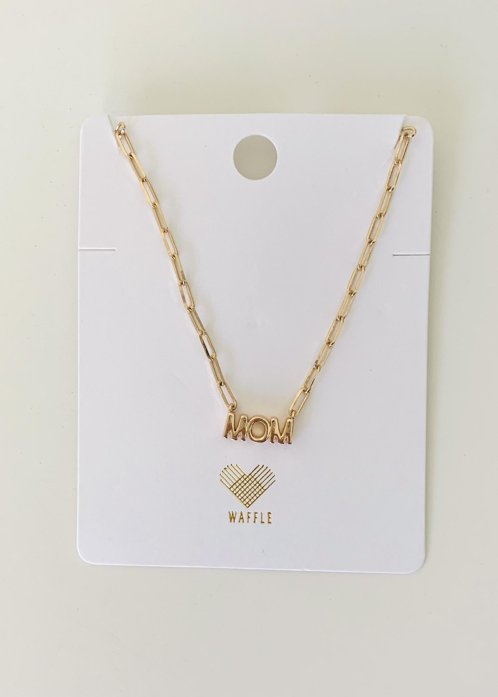 fame moms necklace