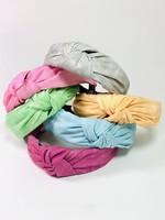 bright color cotton headband