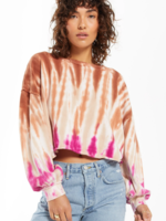 z supply tempest tie die sweatshirt