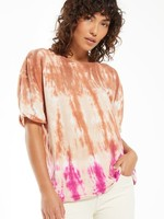 z supply june sorbet skies tie dye tee