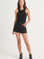 rollas duster black shorts