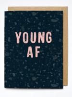 young af card