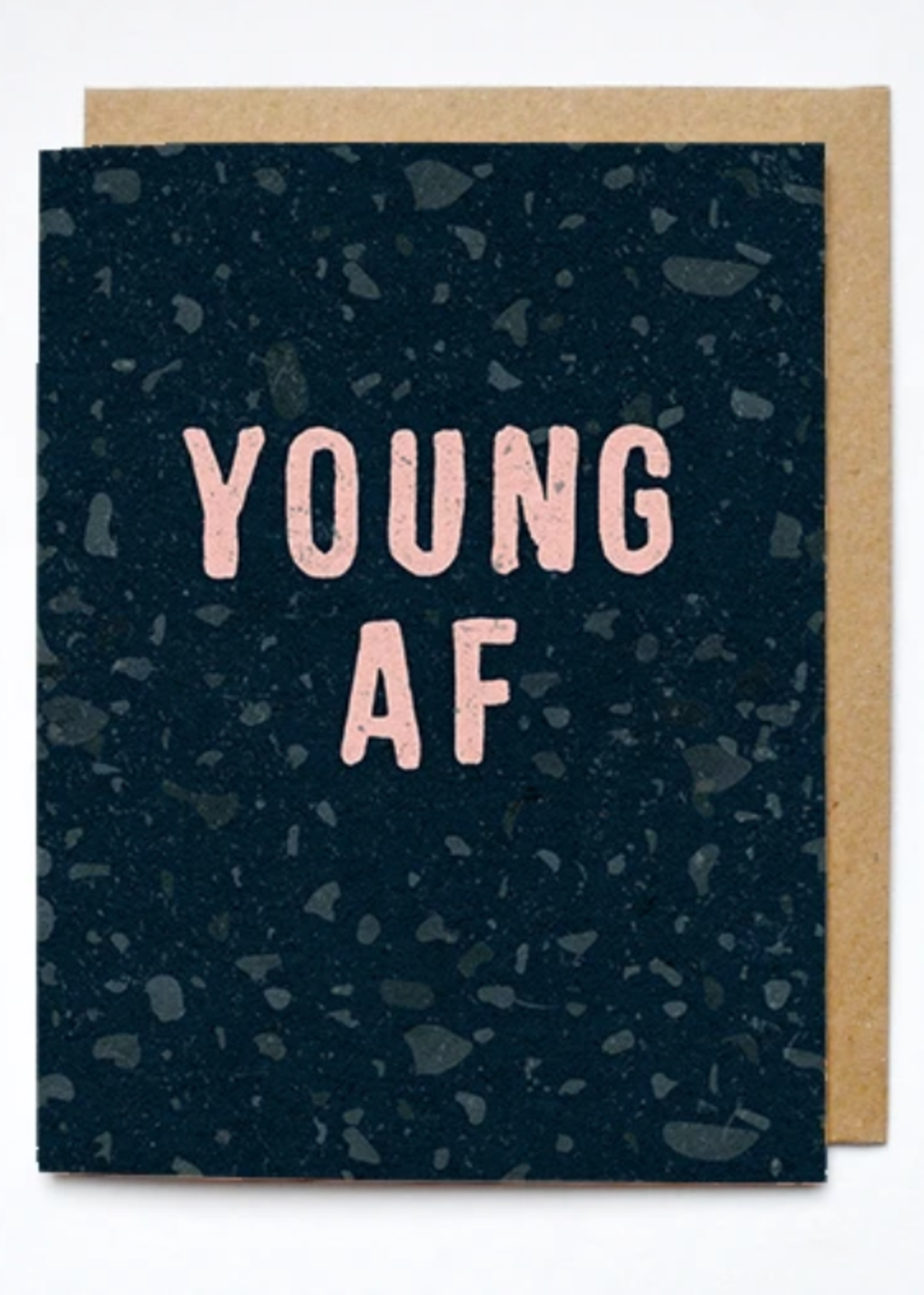 daydream prints young af card