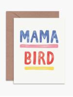 mama bird card
