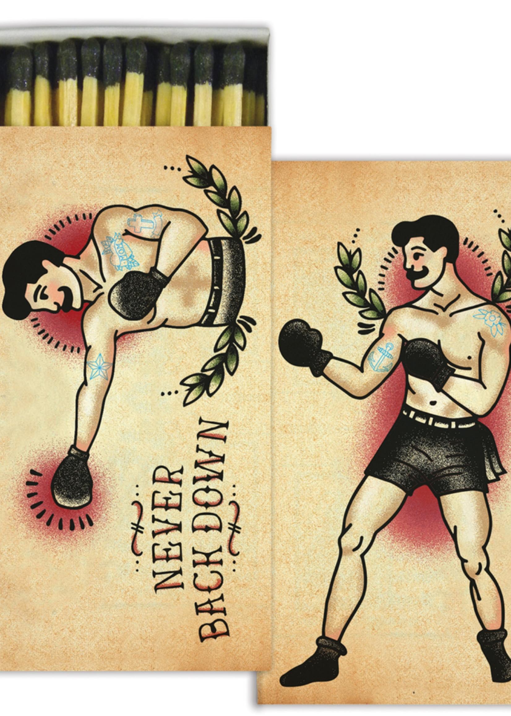 homart homart boxer matches