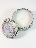 voluspa moroccan mint mini tin candle