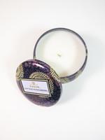 voluspa santiago huckleberry mini tin candle