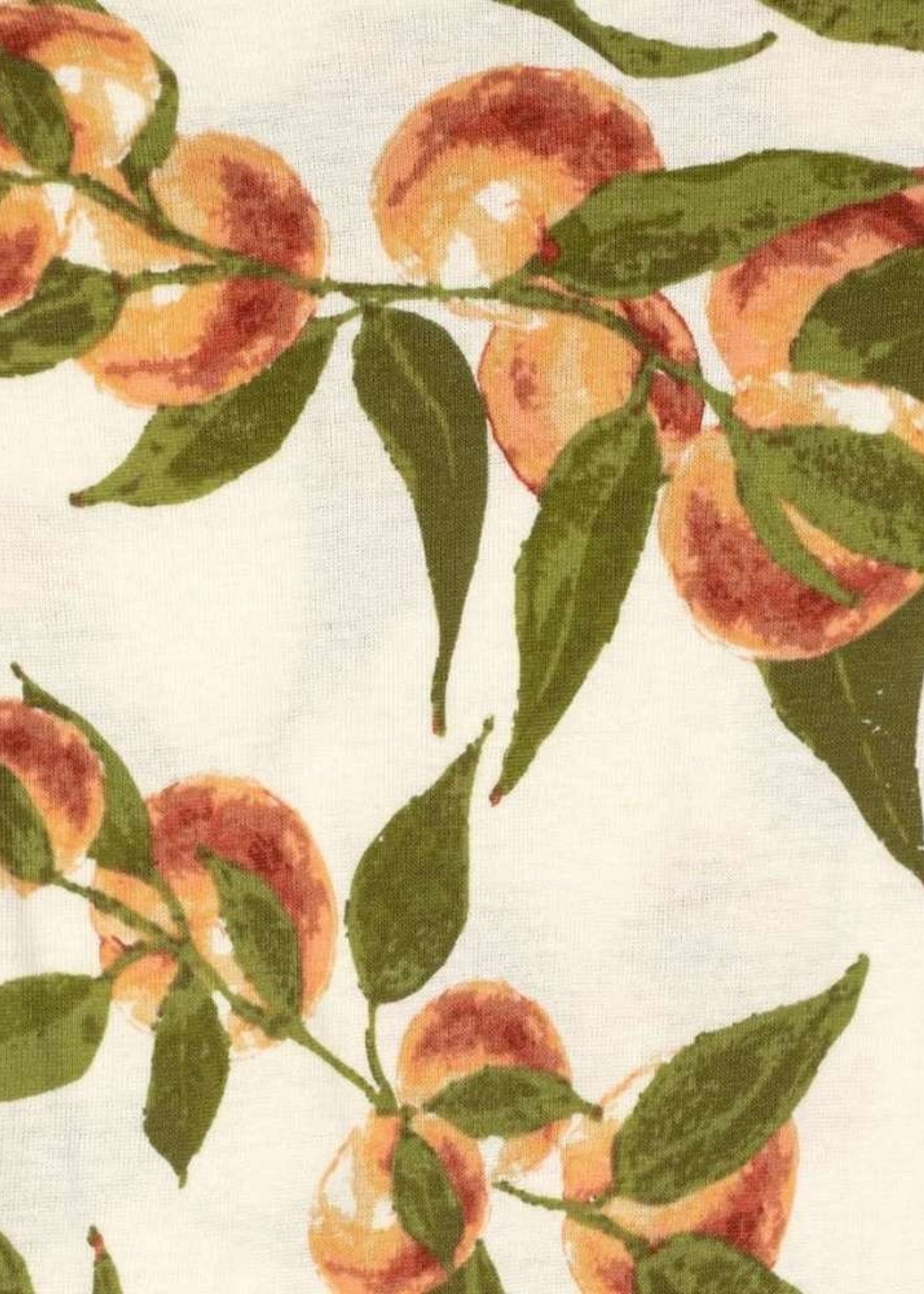 milkbarn milkbarn peaches l/s one piece