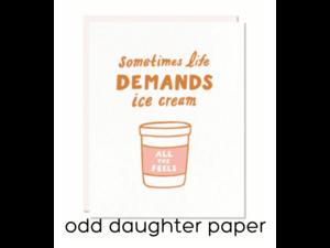 odd daughter paper company