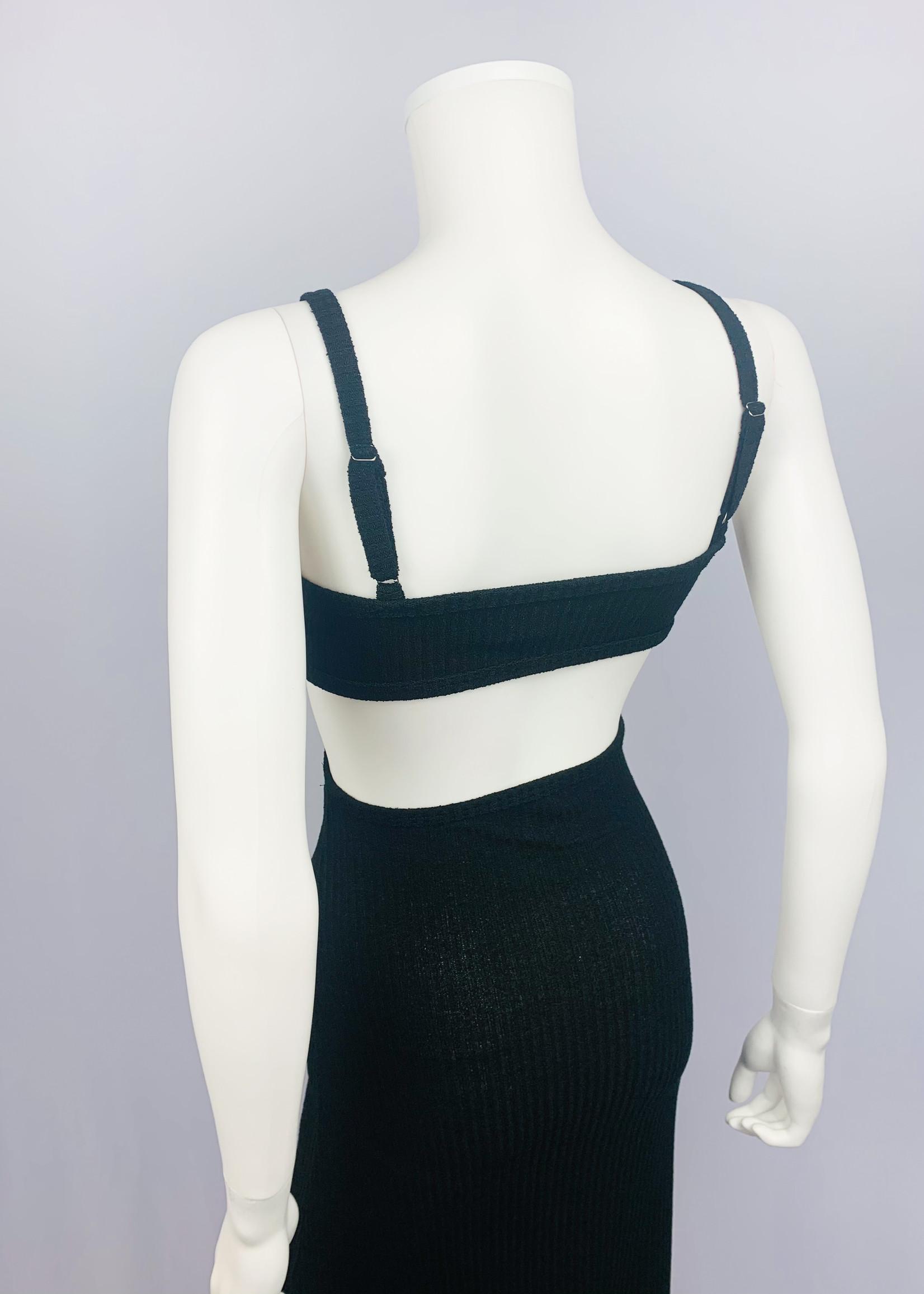 audrey audrey carly maxi dress