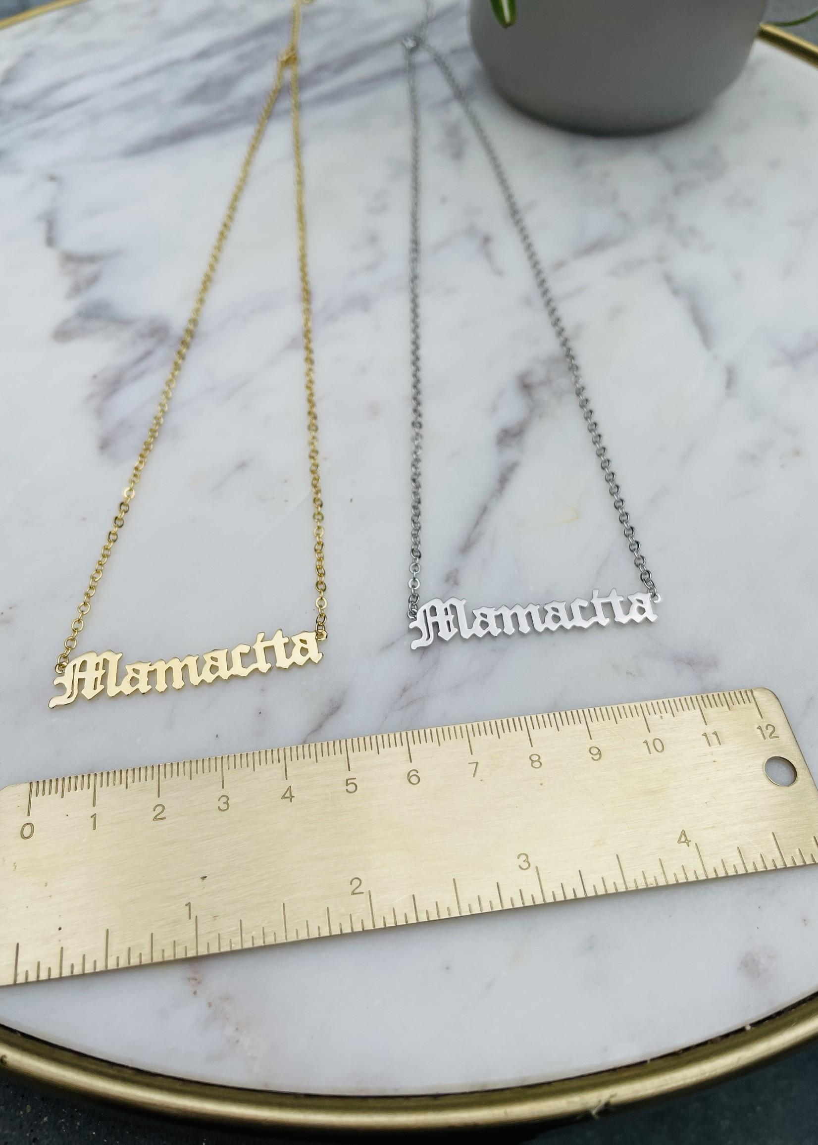mamacita necklace