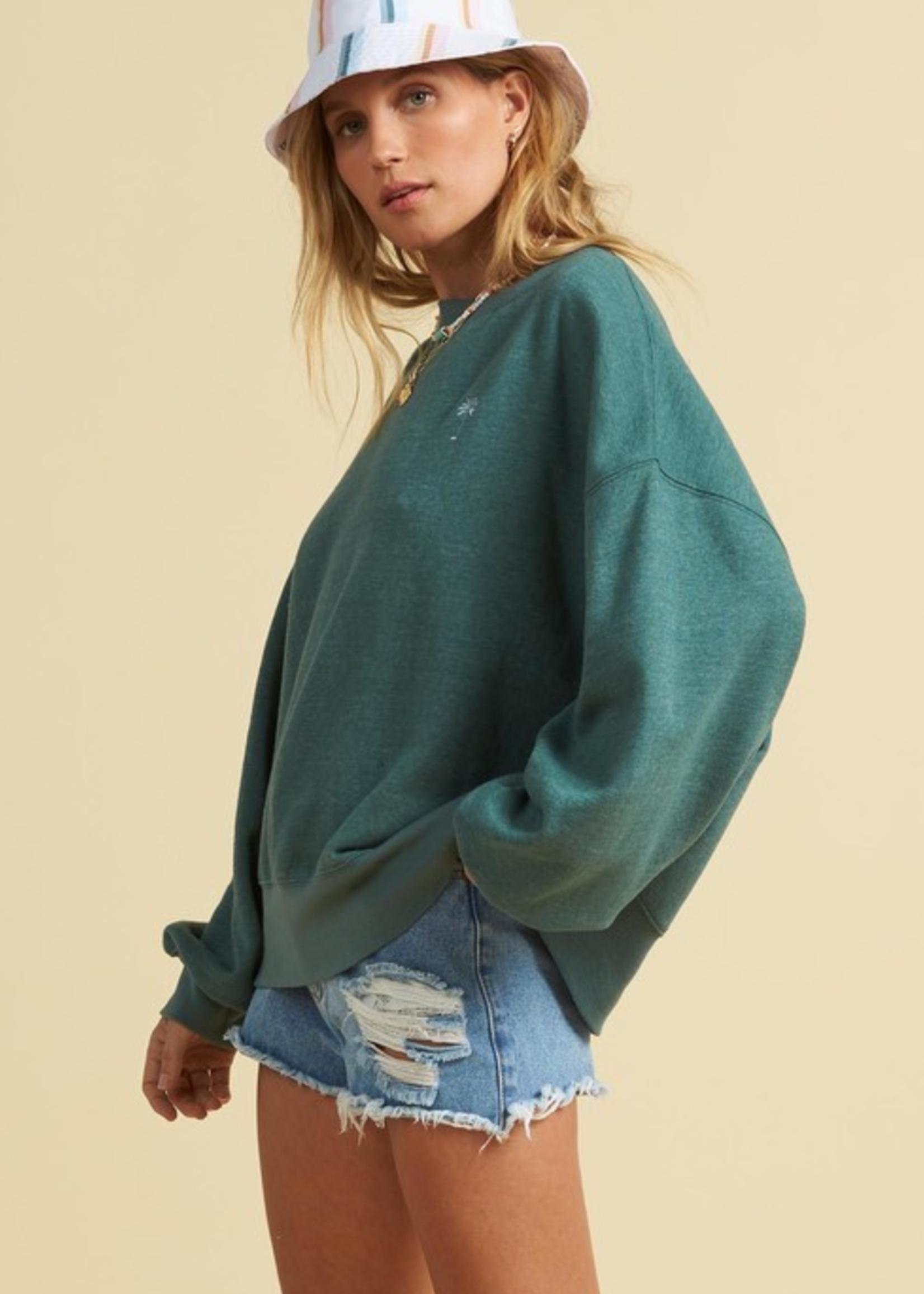 billabong billabong vacation mode sweatshirt