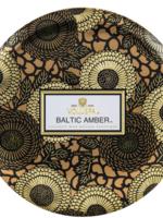 voluspa baltic amber 3 wick