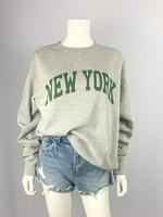 audrey new york sweatshirt