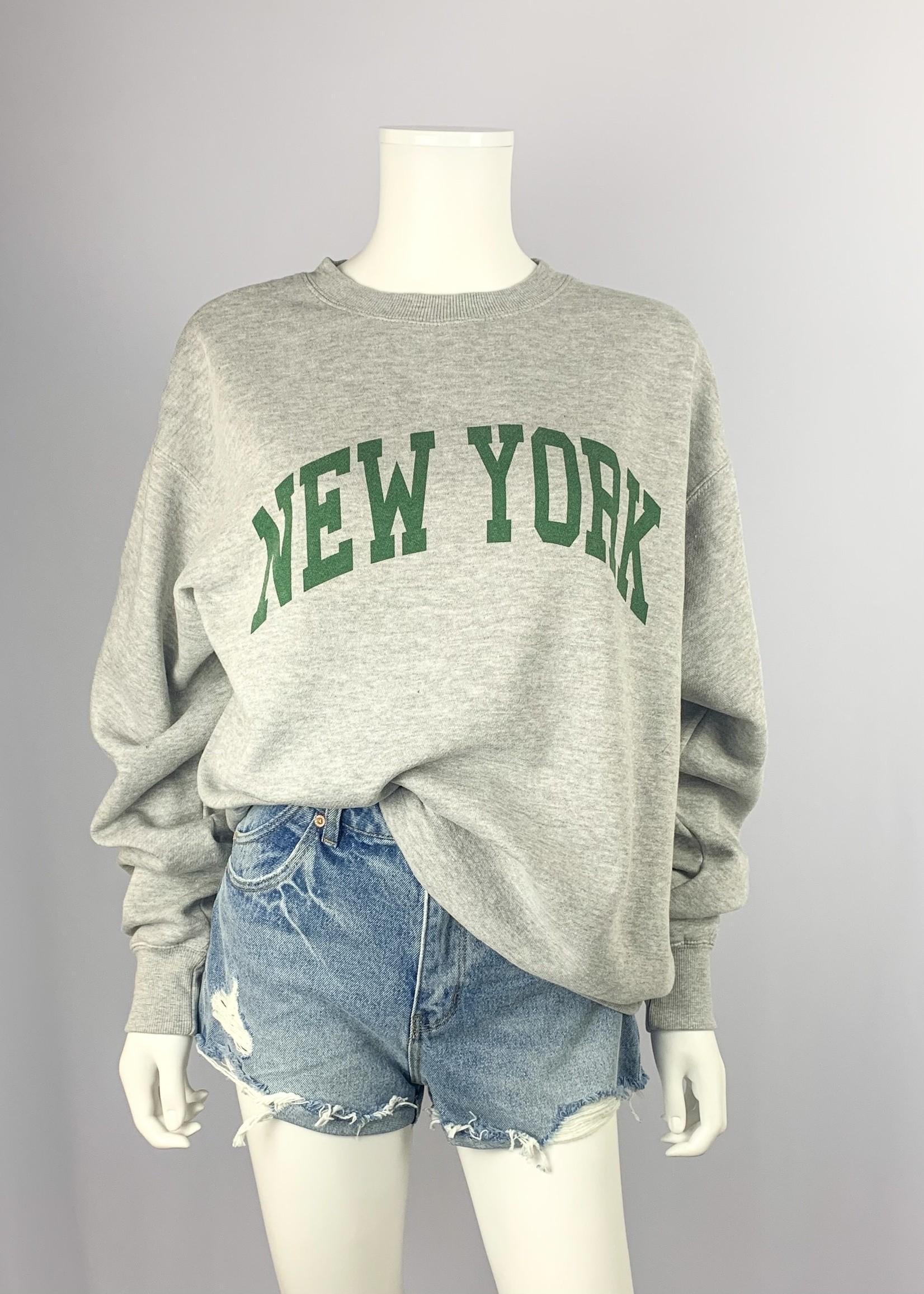 audrey audrey new york sweatshirt