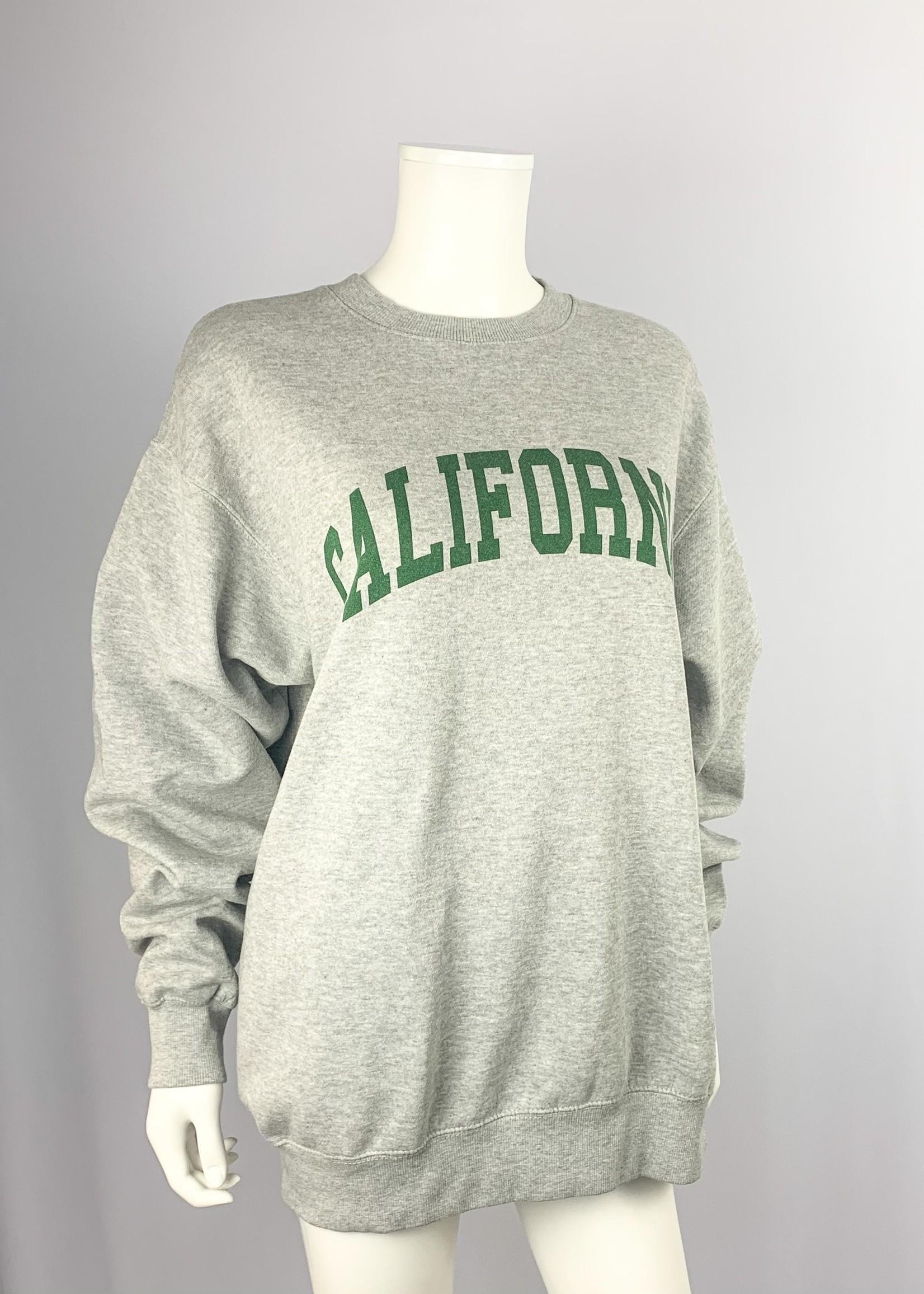 audrey audrey california sweatshirt