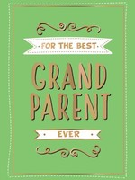 hachette book group for the best grandparent ever book