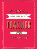 hachette book group for the best teacher ever book
