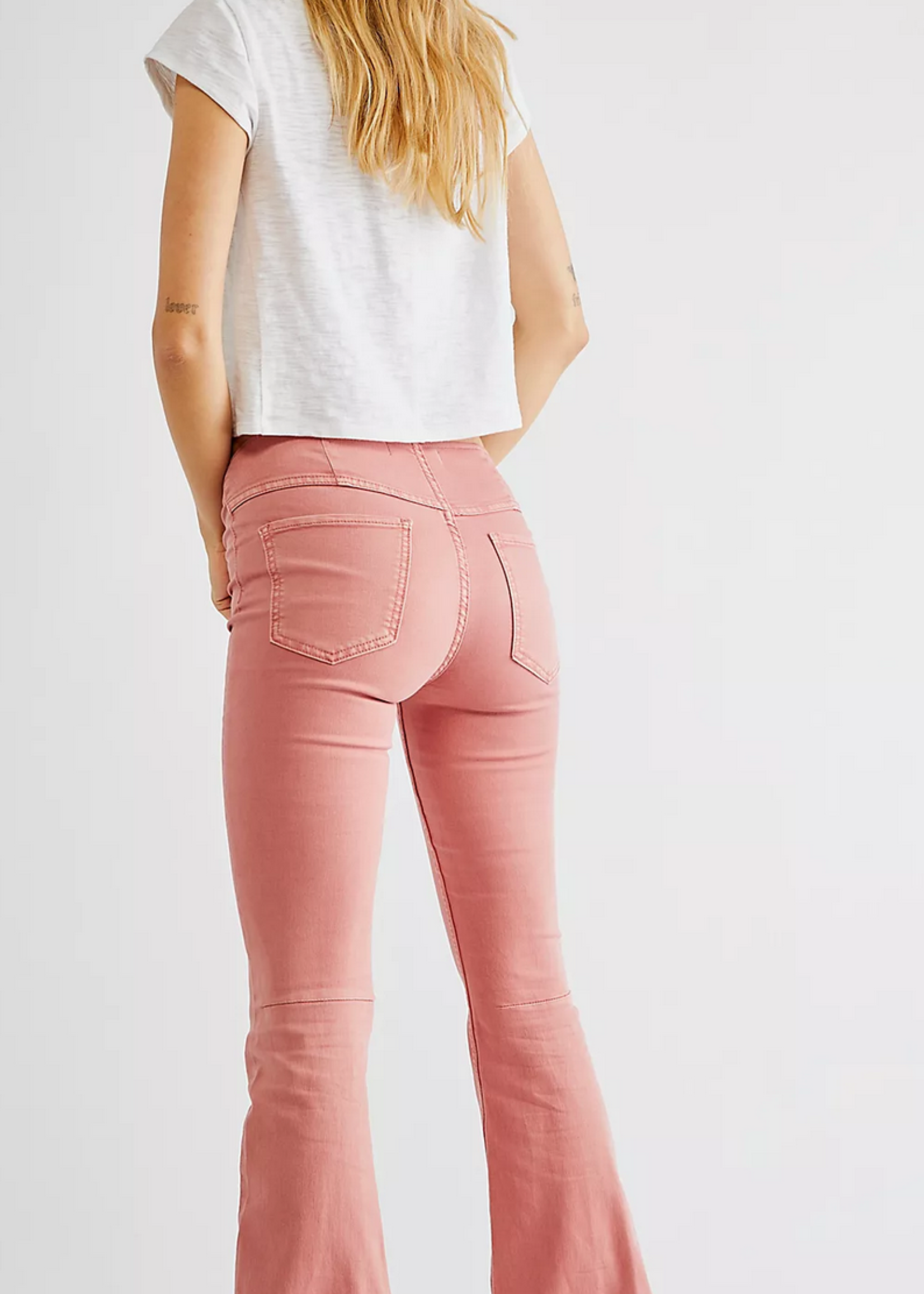 free people free people penny pull on flare pant