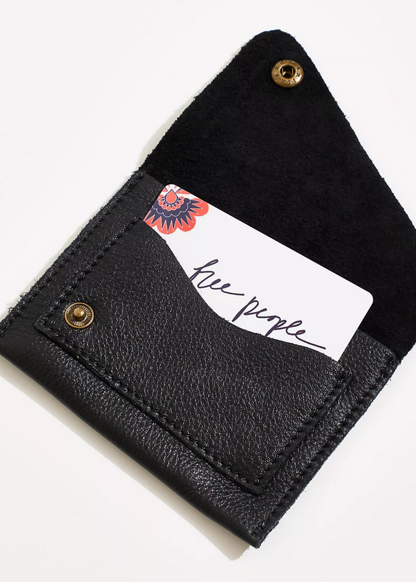 free people free people sol fold wallet