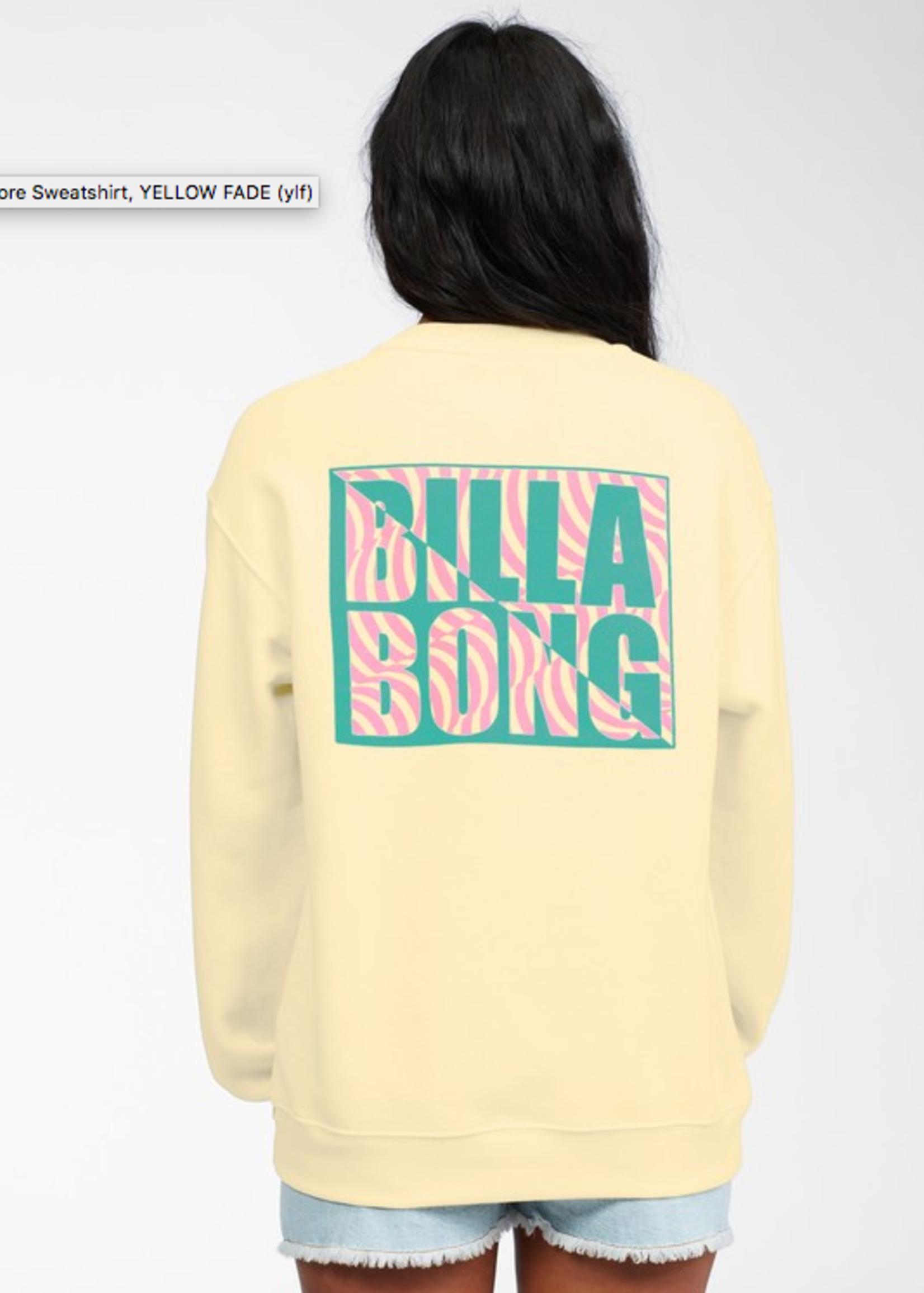billabong billabong tropic shore sweatshirt