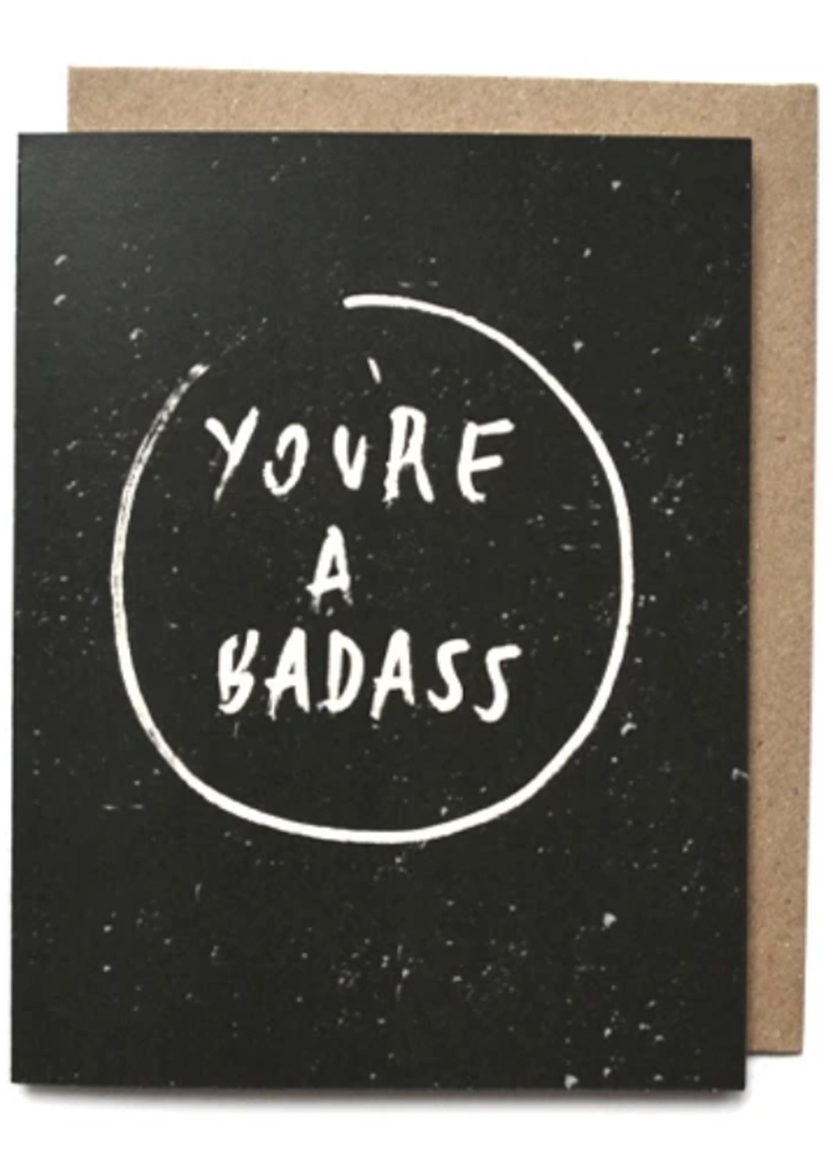 daydream prints badass card