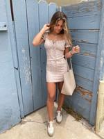 audrey fin dress