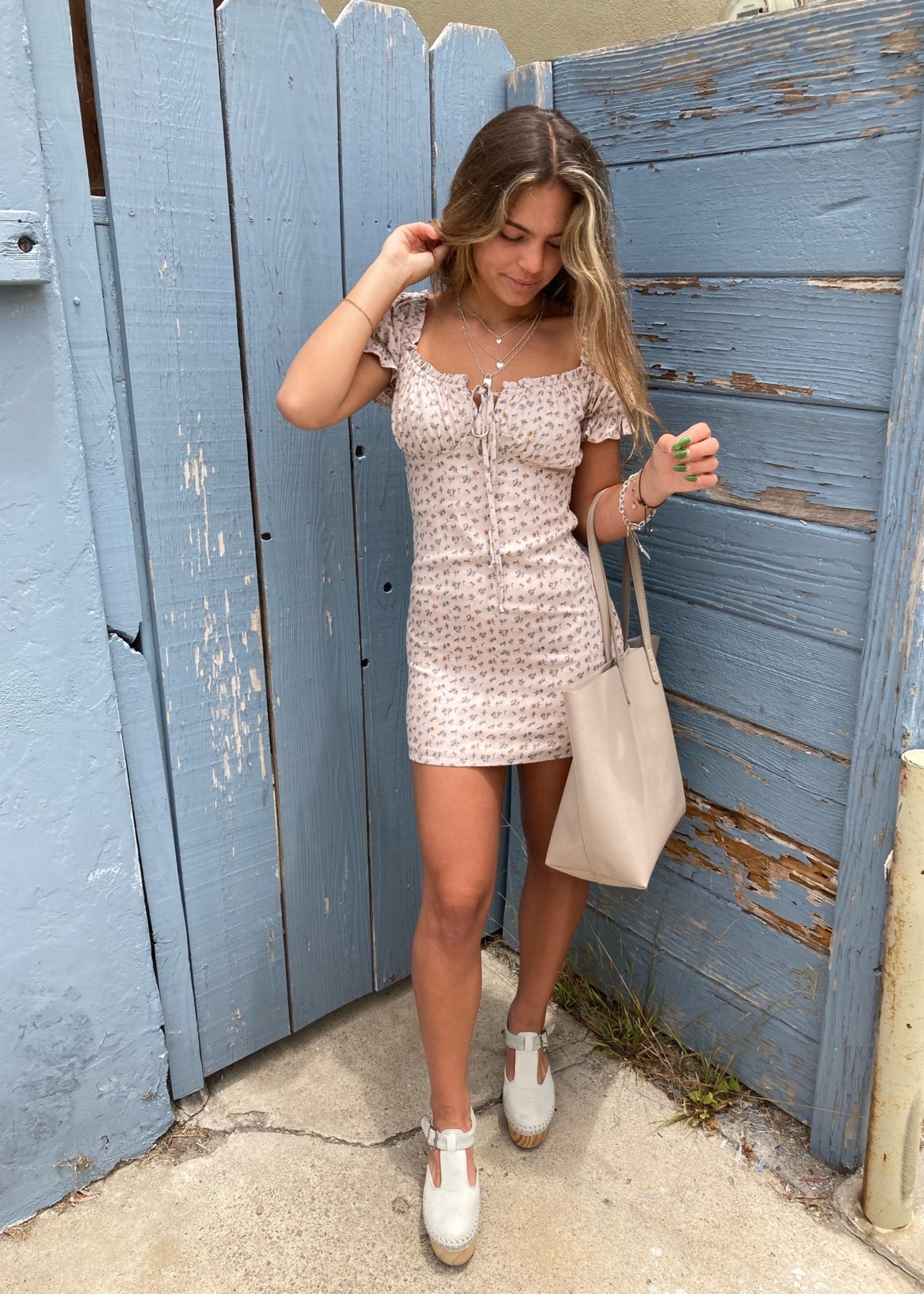 audrey audrey fin dress