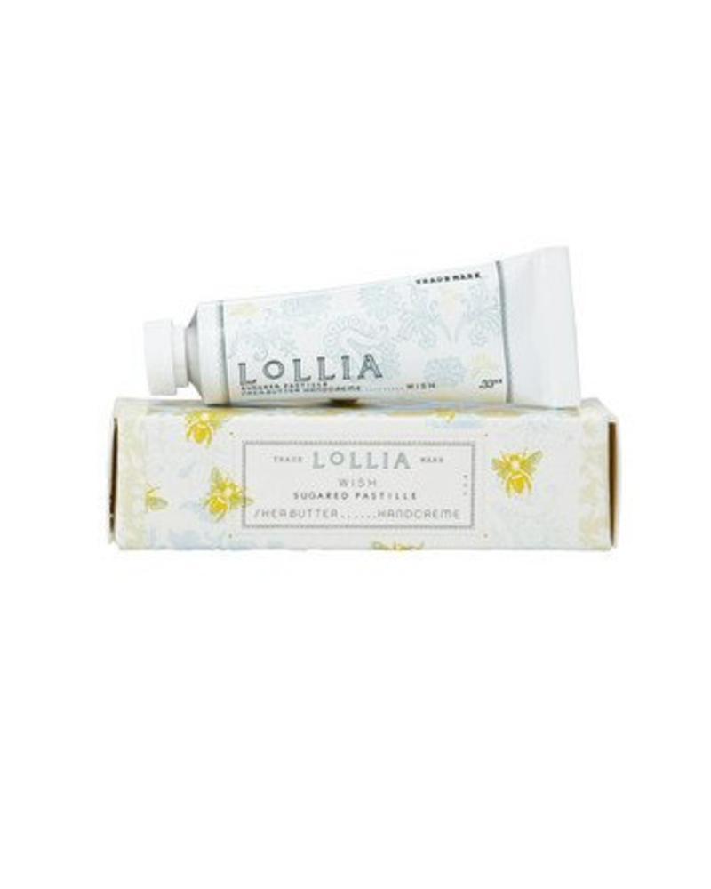 lollia lollia wish petite handcreme