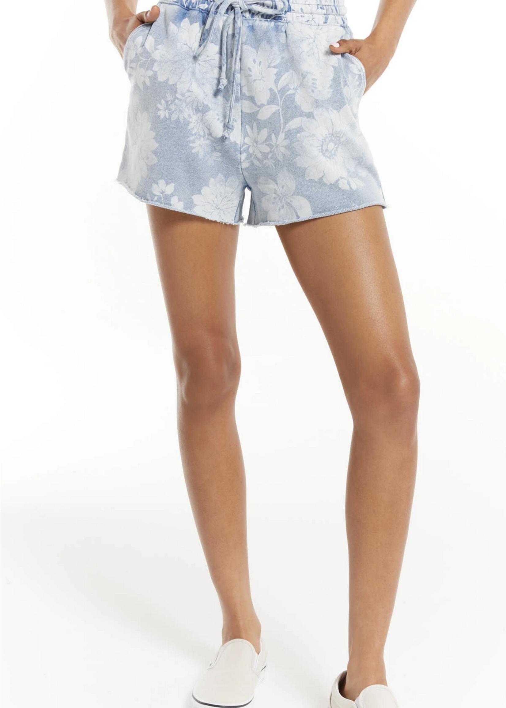 z supply z supply mayer floral shorts