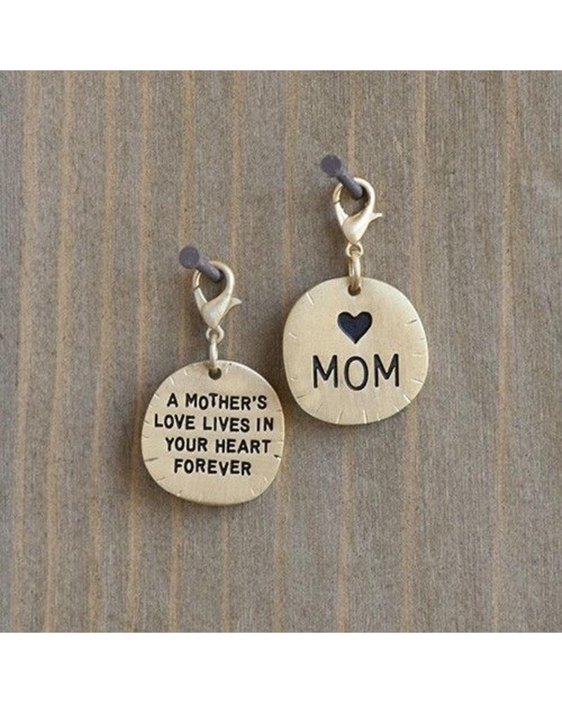 natural life natural life mother's love junk market charm