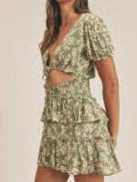 mable teri dress