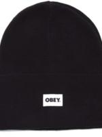 obey bold organic beanie
