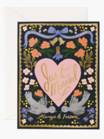 rifle paper co. rifle paper love birds card