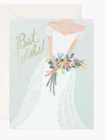 rifle paper co. beautiful bride card