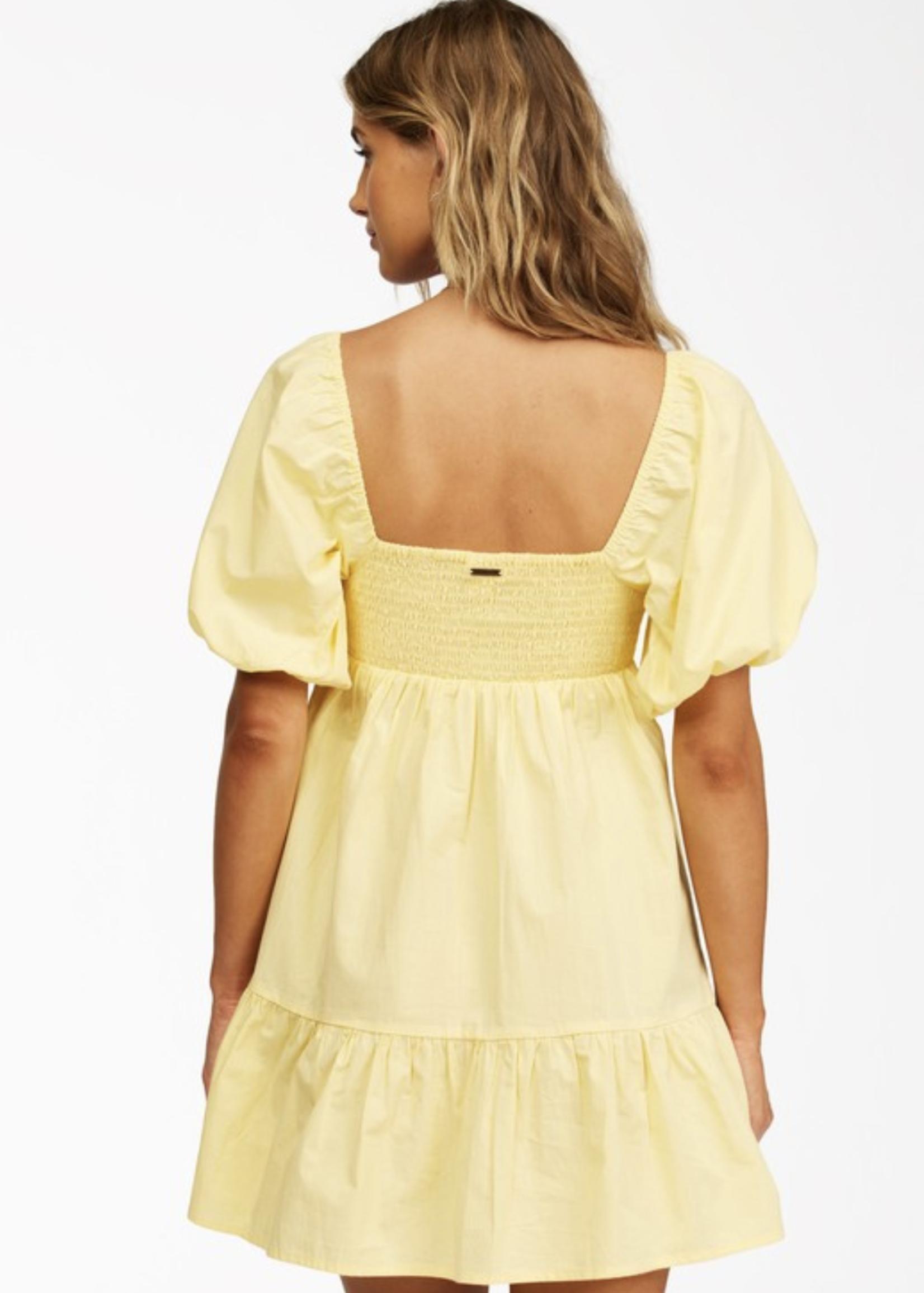 billabong billabong be mine dress