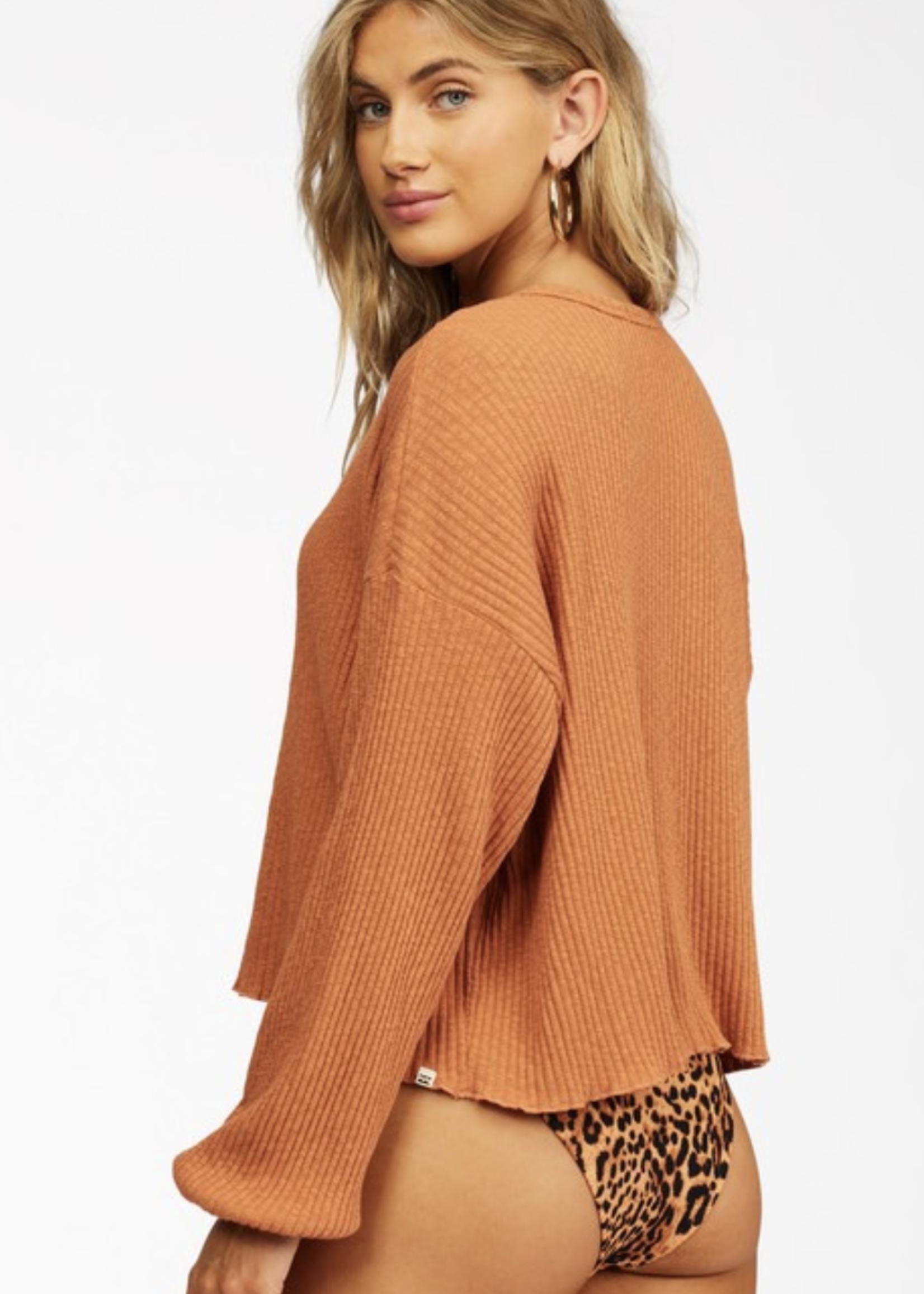 billabong billabong come through sweater