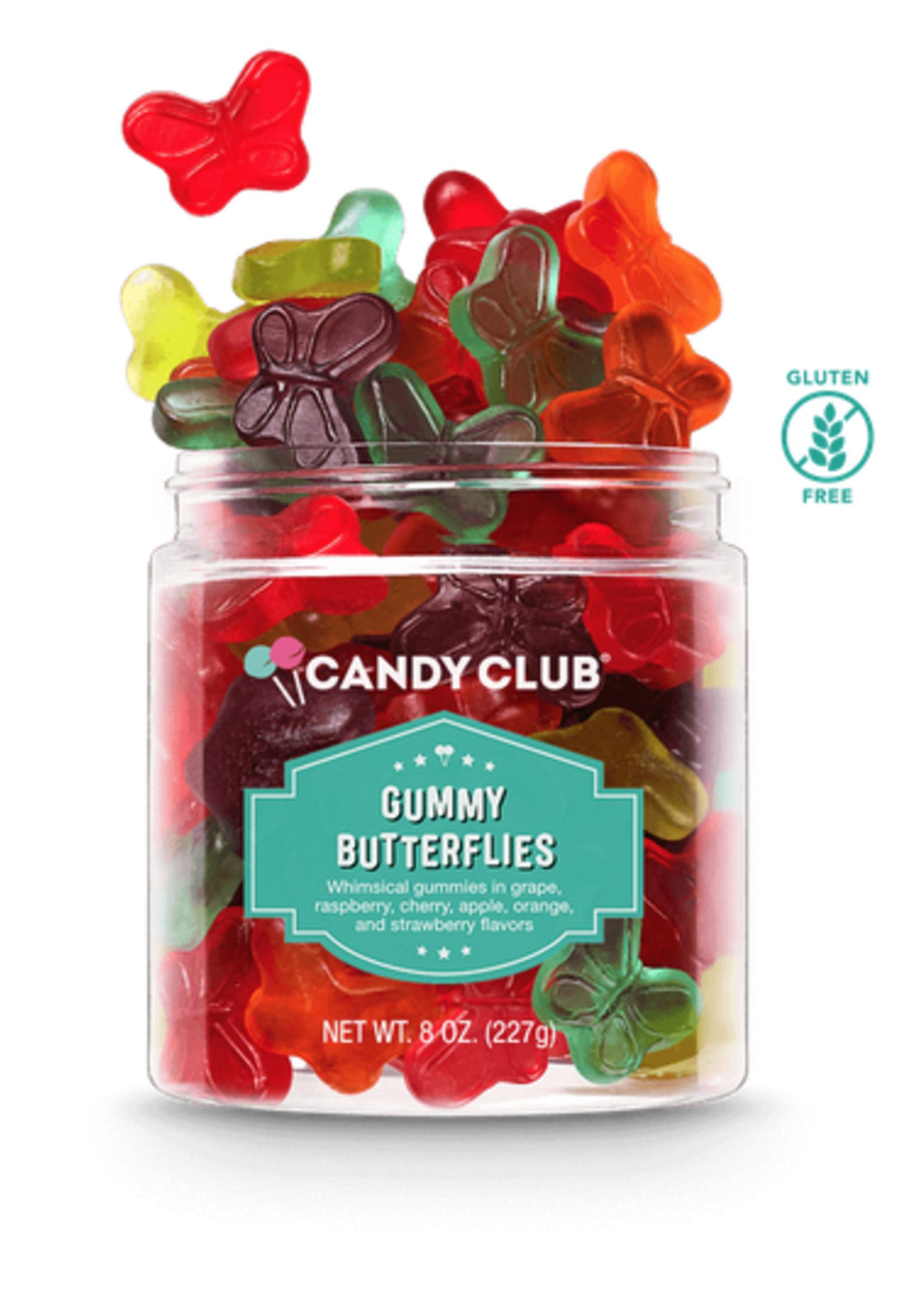 candy club candy club gummy butterflies