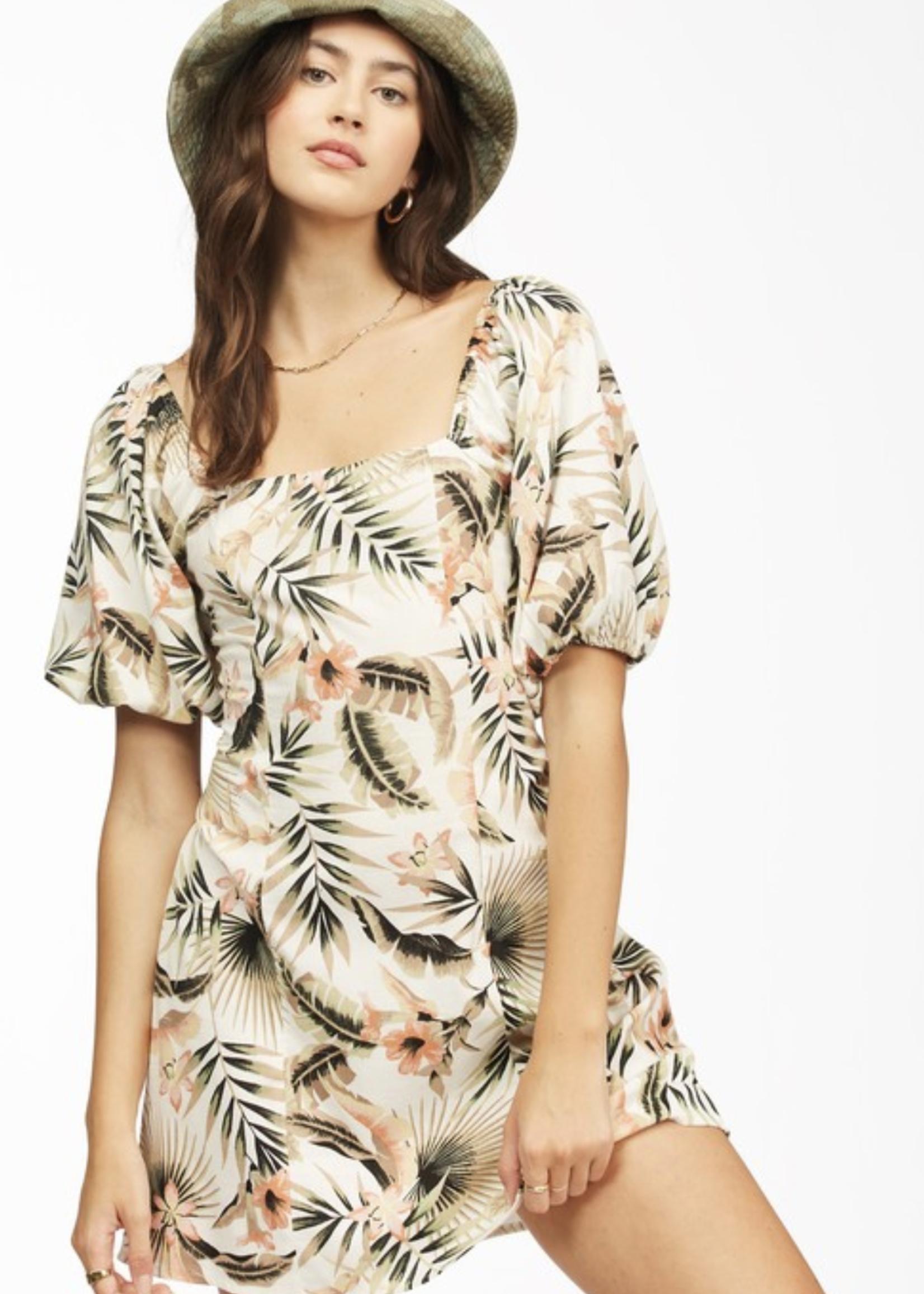 billabong billabong paradise mini dress