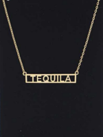 tequila necklace