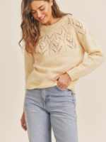 lush gabriel sweater