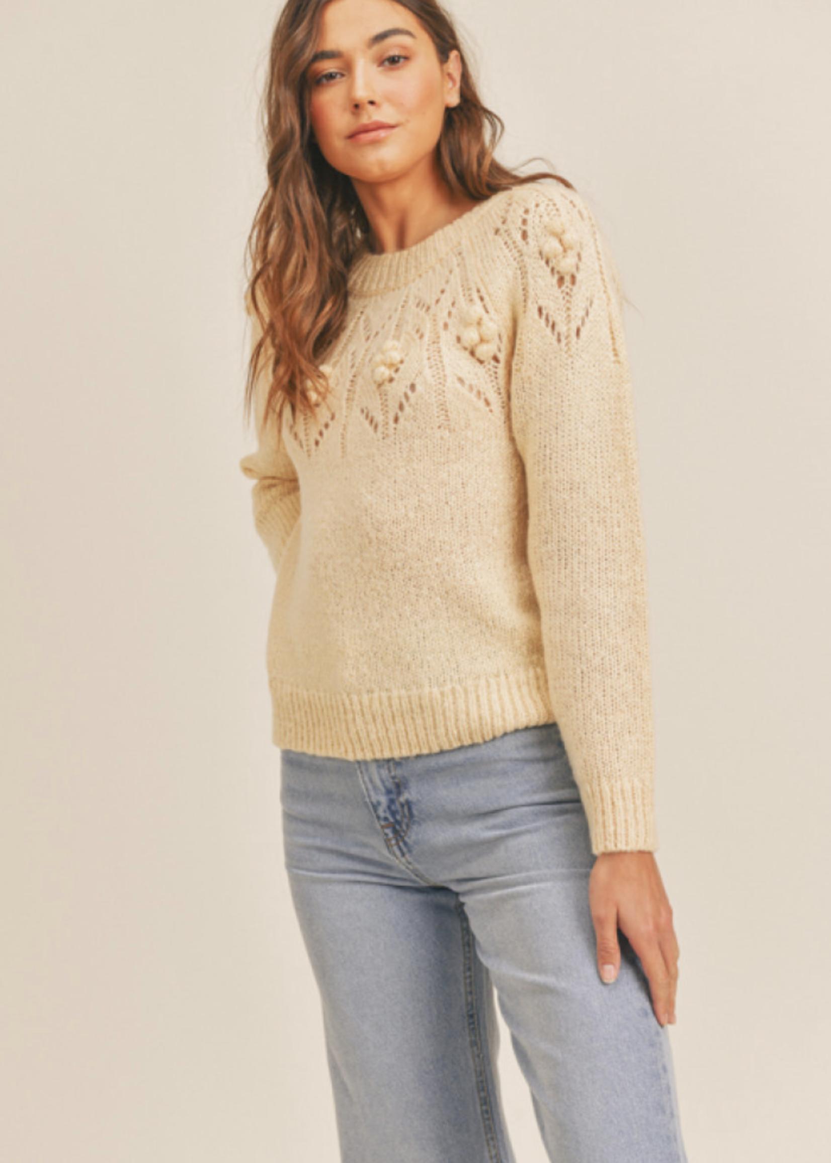 lush lush gabriel sweater