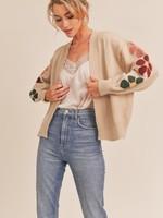 lush daisy cardigan