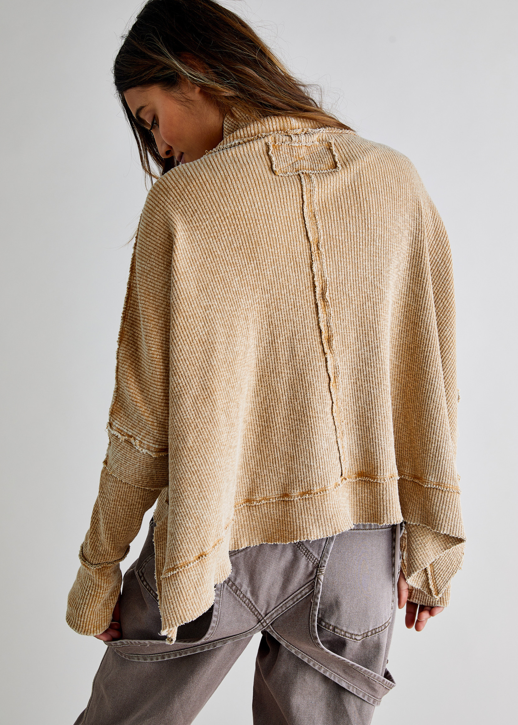 free people free people moon daisy pullover