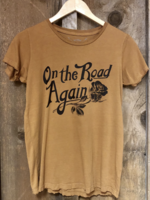 bandit brand on the road again tee