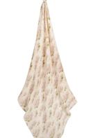 milkbarn water lily bamboo swaddle
