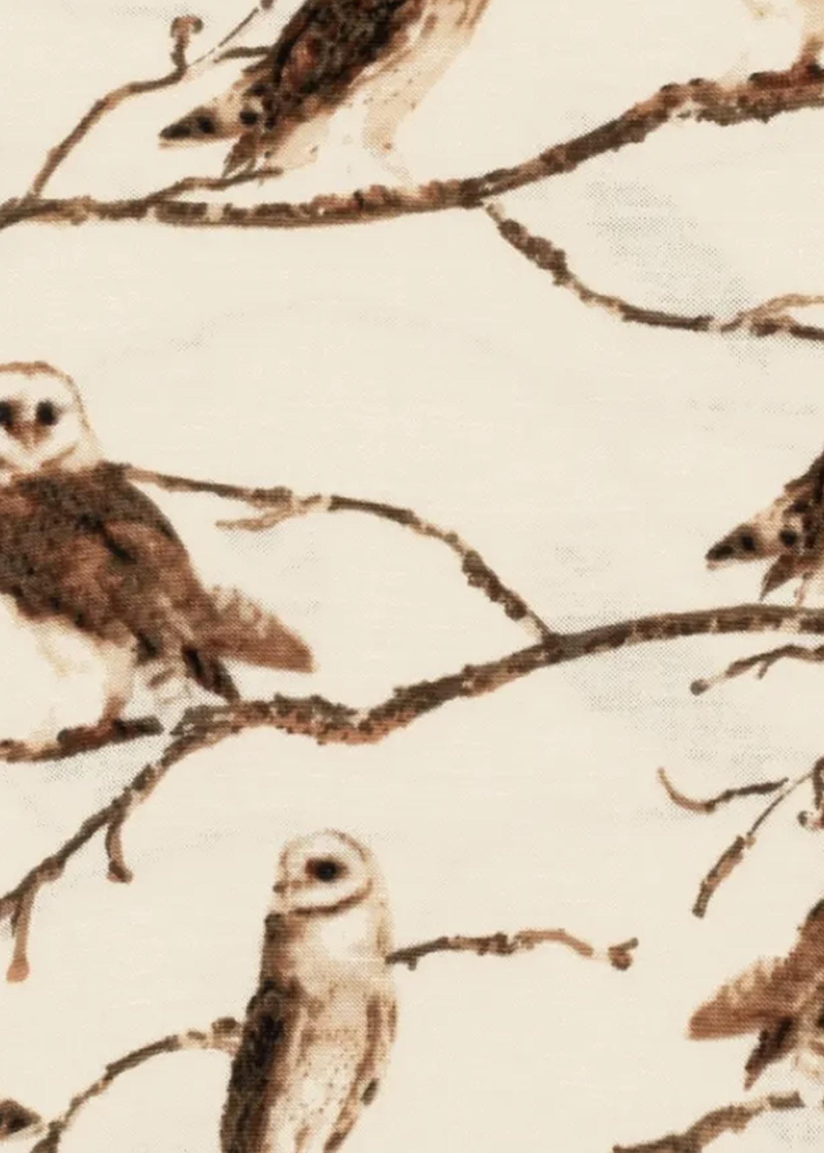 milkbarn milkbarn owl l/s one piece