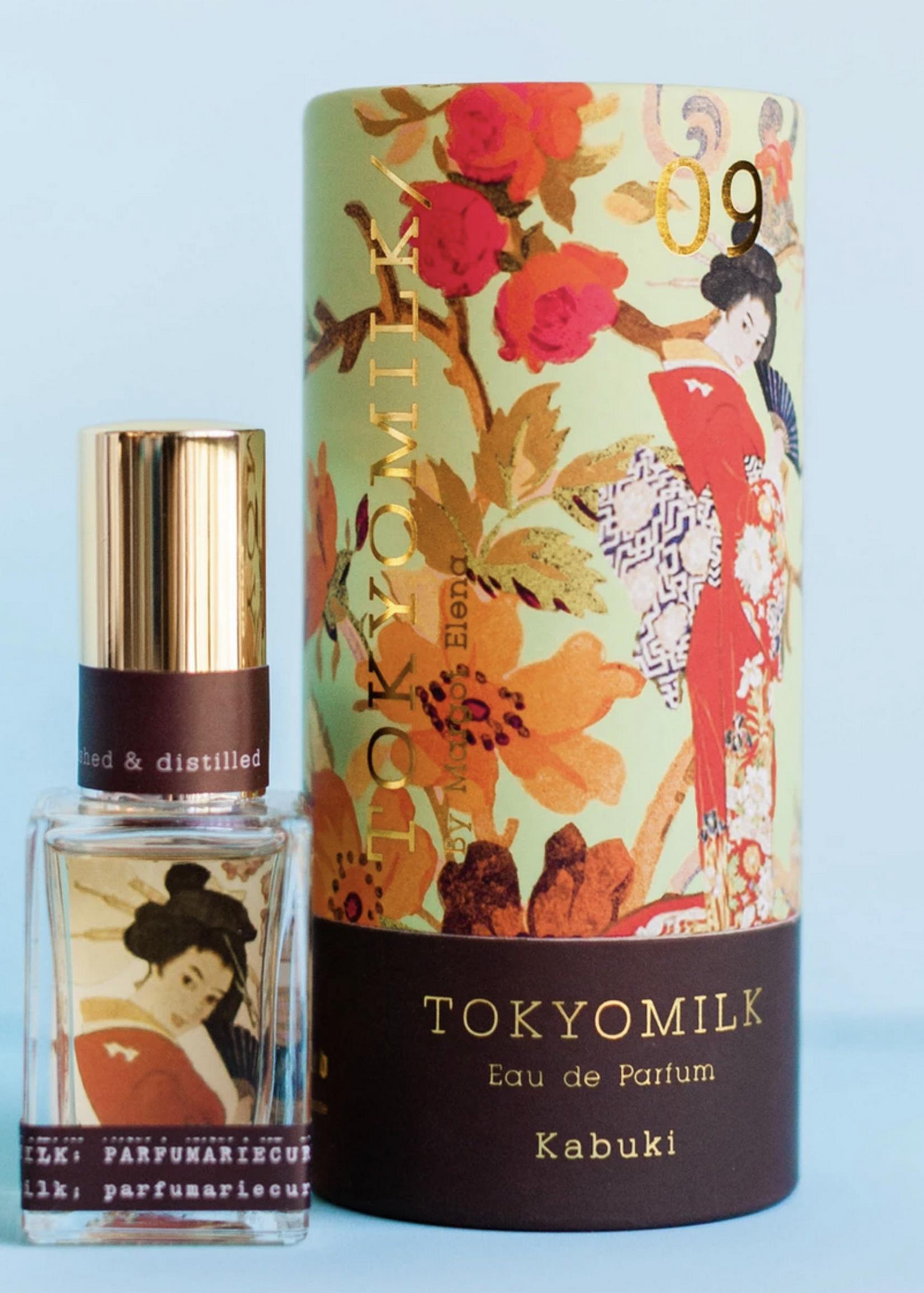 tokyo milk tokyo milk kabuki #9 boxed