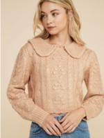lush davey sweater