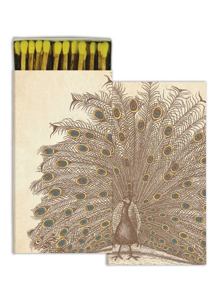 homart peacock matches